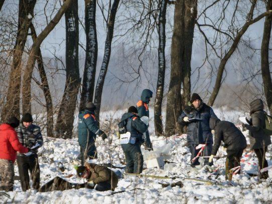 Hielo en medidor de velocidad posible causa de accidente aéreo en Rusia