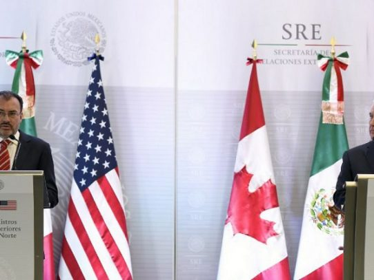 México y EEUU celebran renovada estrategia contra drogas y armas