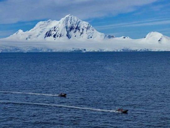 Científicos zarpan a explorar nuevo y misterioso ecosistema antártico