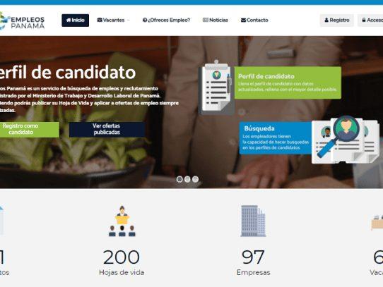 """Lanzan """"Empleos Panamá"""", primera bolsa de trabajo electrónica del Estado"""