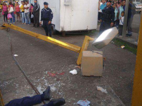 MP pide imputación de cargos por caída de poste eléctrico sobre jóvenes en Arraiján