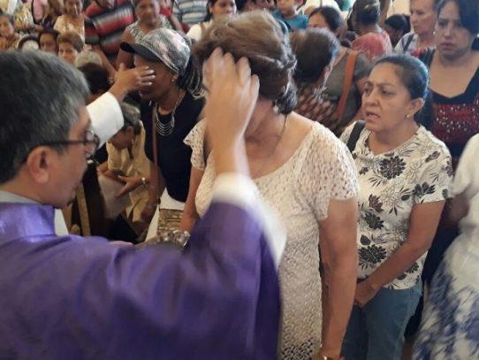 Católicos inician este Miércoles de Ceniza el periodo de Cuaresma