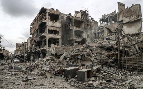 Más de 600 muertos por asedio del régimen sirio en enclave rebelde de Guta