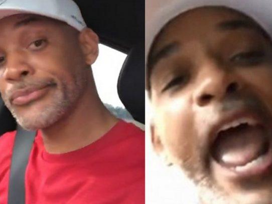Will Smith se aprende La Bamba para callar las burlas en Instagram