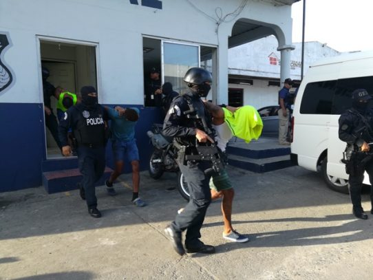 "Desarticulan grupo delictivo ""Palo de Mango"" que operaba en Alcalde Díaz"