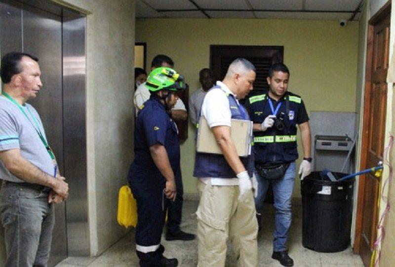 Abren investigación por conato de incendio en edificio AVESA
