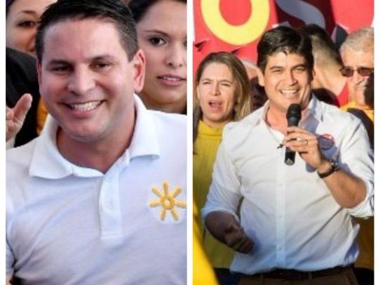 Pastor evangélico sorprende y fuerza una segunda vuelta en Costa Rica