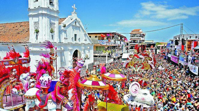 En 2019 carnaval de Las Tablas tendrá nuevamente dos reinas
