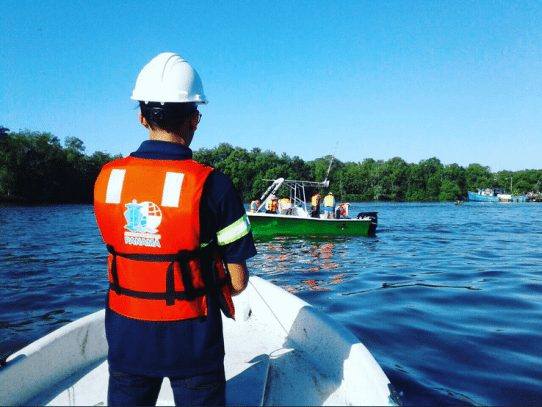 AMP emite aviso de prevención por mar adverso, en ambos litorales
