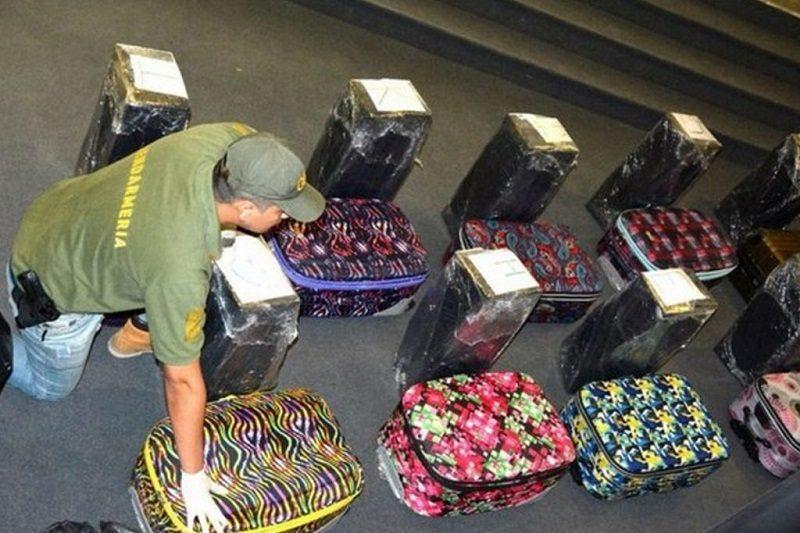 Decomisan 404 paquetes de presunta droga en Panamá Oeste