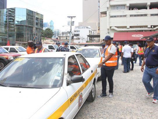 Inicia operativo de carnaval para fiscalizar uso de vehículos estatales