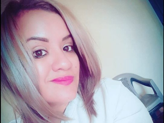 Realizan audiencia por feminicidio de Luz Michelle Orocú