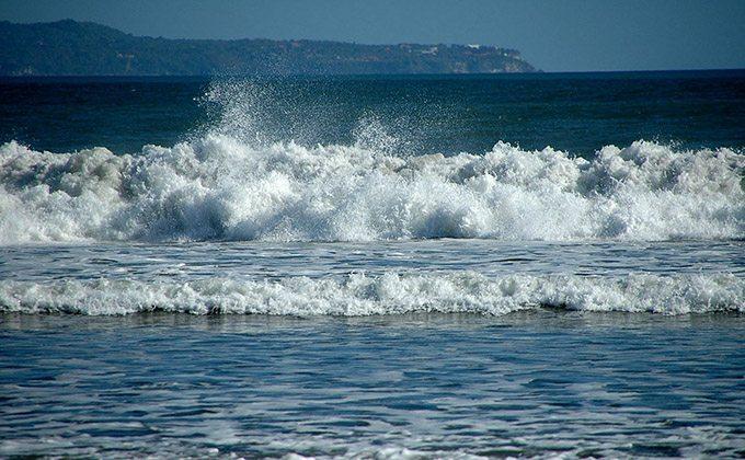 Sinaproc advierte de mareas altas en el Pacífico hasta el viernes 17 de agosto