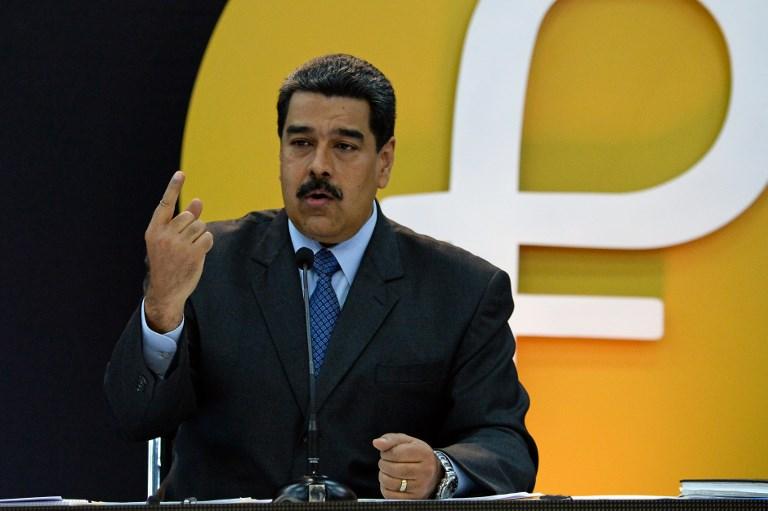 Maduro espera que 70% de la población venezolana esté vacunada contra el covid en septiembre