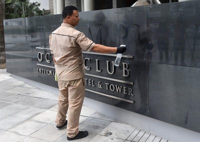 Organización Trump tomará acciones legales por disputa sobre hotel en Panamá