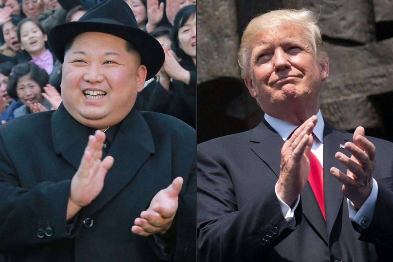 Trump sugiere localidad fronteriza para cumbre con líder norcoreano Kim