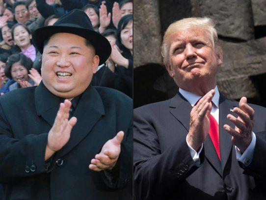Donald Trump y Kim Jong-Un preparan una histórica reunión