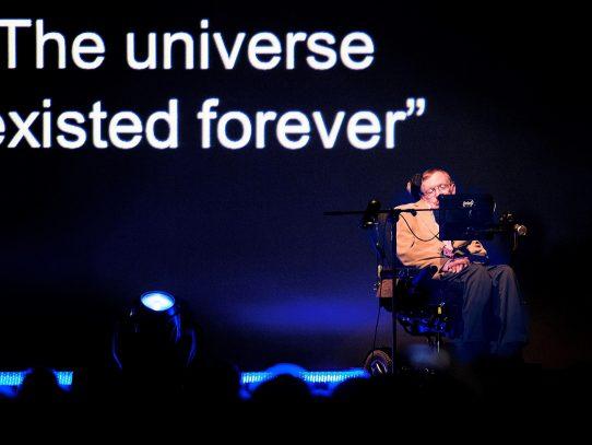Muere el científico Stephen Hawkings, un icóno de la ciencia comtemporanea