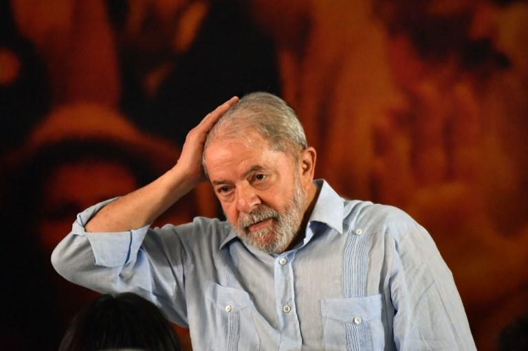 Lula da Silva debe seguir preso tras batalla judicial por su liberación