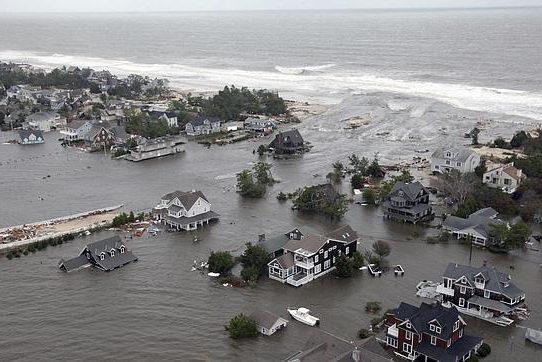 Los fenómenos climáticos extremos van en aumento, según informe