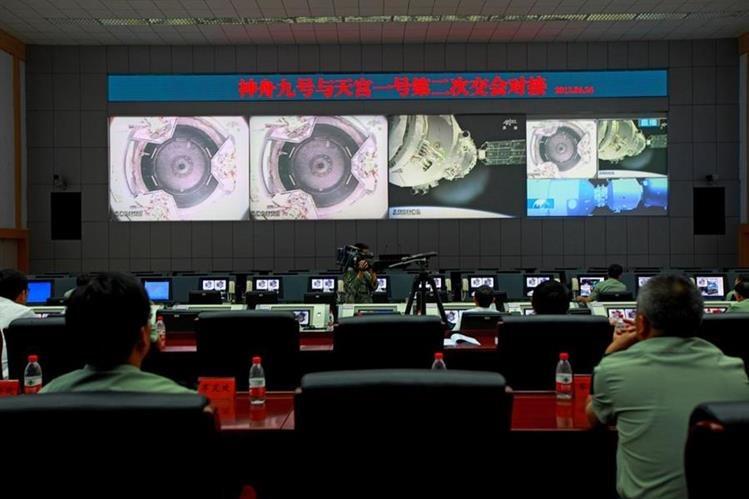 El laboratorio espacial chino cae más lentamente de lo previsto
