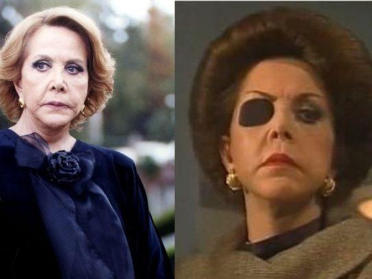 Muere María Rubio, famosa villana de telenovelas mexicanas