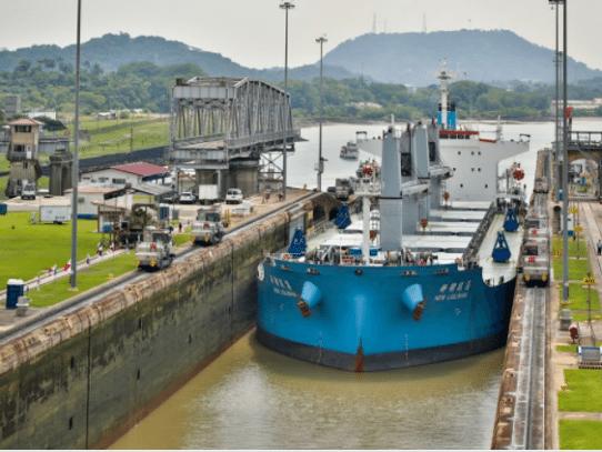 Guerra de aranceles entre China y EEUU reduce el paso de buques chinos por el Canal