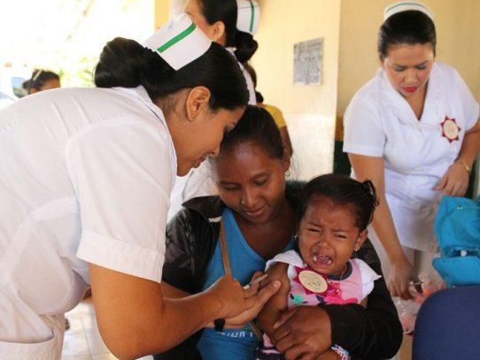 La semana de la Vacunación en las Américas inicia el 22 de abril