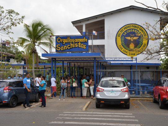 Clases en la escuela Pedro Pablo Sánchez se reanudarán el 19 de marzo