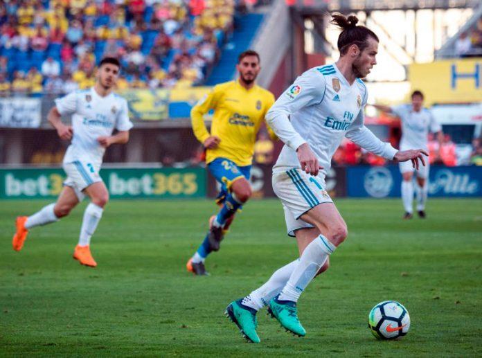 Bale hace de Cristiano Ronaldo en victoria ante Las Palmas en espera de la Juve