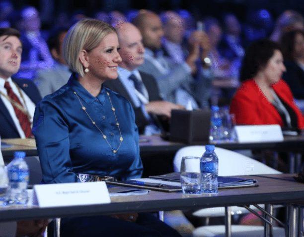 """Primera Dama de Panamá recibirá el """"Premio Liderazgo 2018"""""""