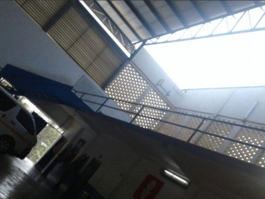Meduca: Este viernes se habilitará techo del gimnasio de la Pedro Pablo Sánchez