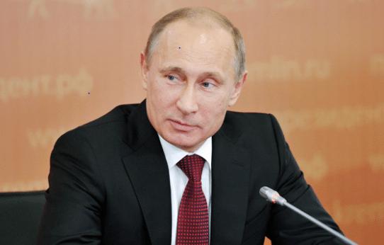 Vladimir Putin reelecto con 73,9% de los votos