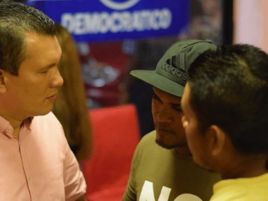 """Quibian Panay: """"Me voy a presentar como precandidato a la Alcaldía"""""""