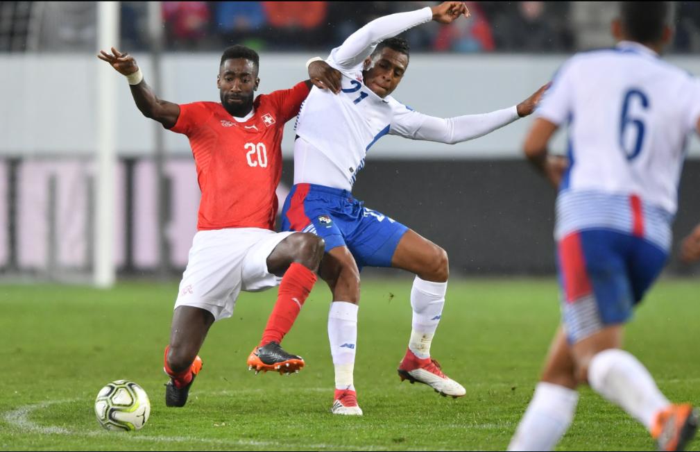 Suiza derrota 6-0 a Panamá en amistoso preparatorio de cara a Rusia 2018