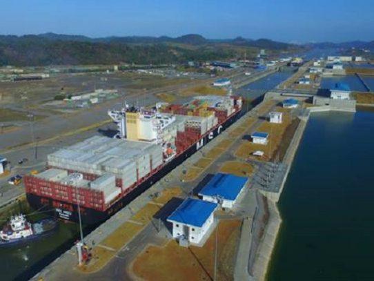 Canal Ampliado de Panamá registra su tránsito número 3,000