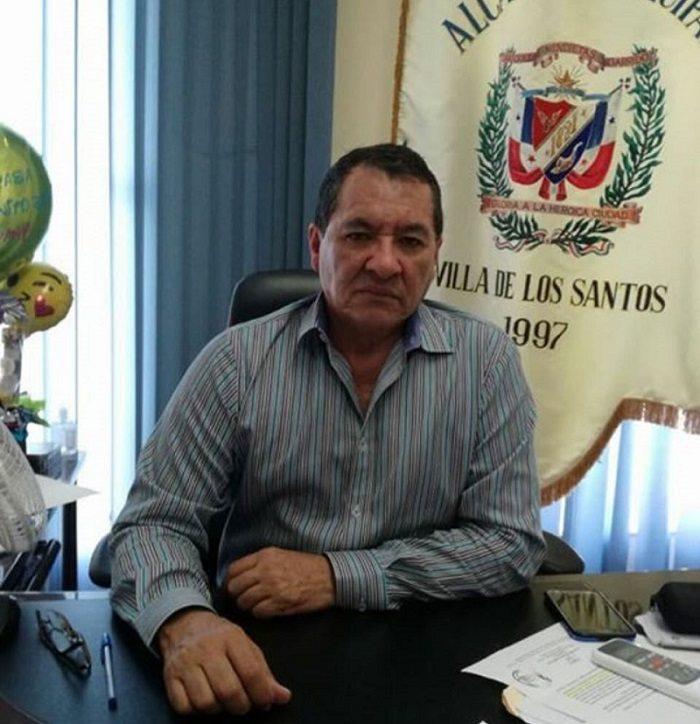"""""""Pany"""" Pérez retoma sus funciones este viernes en la Alcaldía de Los Santos"""