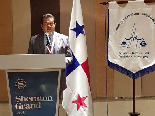 Raúl Rodríguez nuevo presidente del Movimiento de Abogados Gremialistas