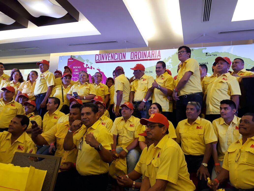 Miembros del partido Molirena escogen hoy nueva junta directiva