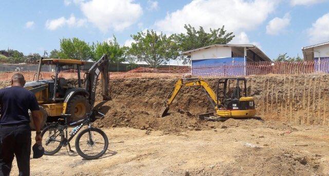 Un muerto por alud en proyecto en Santa Librada de San Miguelito