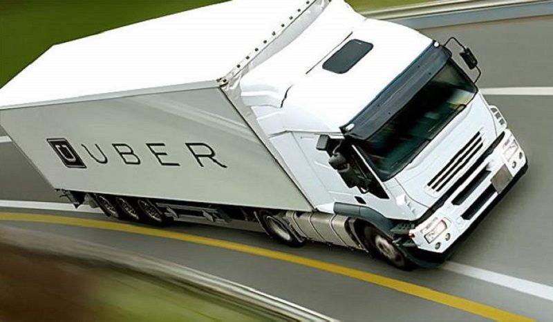 Los camiones sin conductor de Uber ya trabajan en EEUU