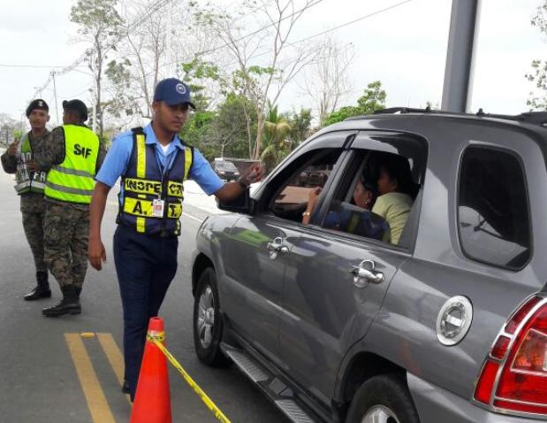 ATTT: 43 mil 164 vehículos se han trasladado al interior por Semana Santa
