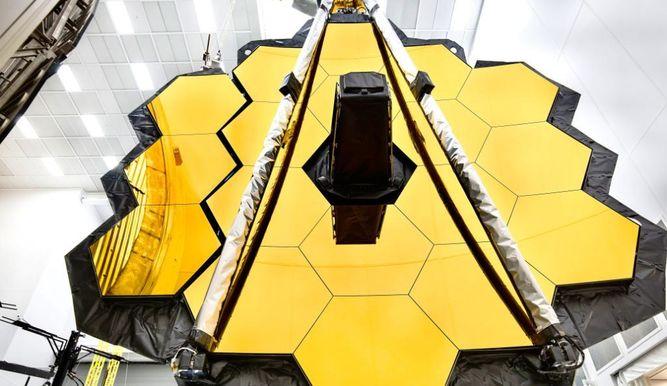 Lanzamiento del telescopio espacial James Webb se posterga hasta 2020
