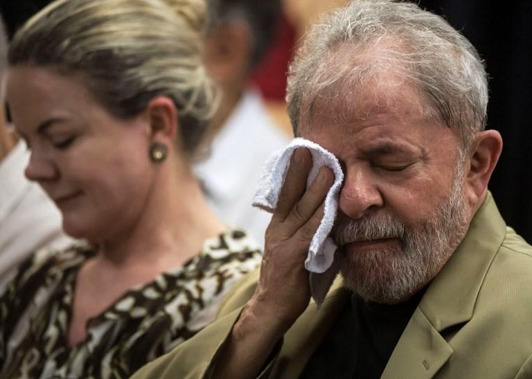 Corte Suprema de Brasil puede discutir esta semana medida que liberaría a Lula