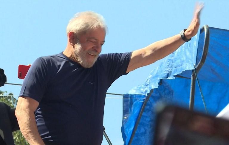 Libre o preso Lula ganará elecciones en Brasil, advierte Dilma Rousseff