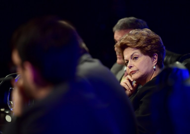Desde España, Dilma Rousseff pide solidaridad internacional con Lula