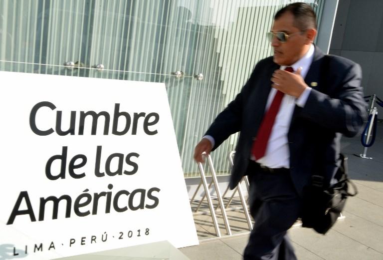 Varela y De Saint Malo viajan a Perú para participar en VIII Cumbre de las Américas