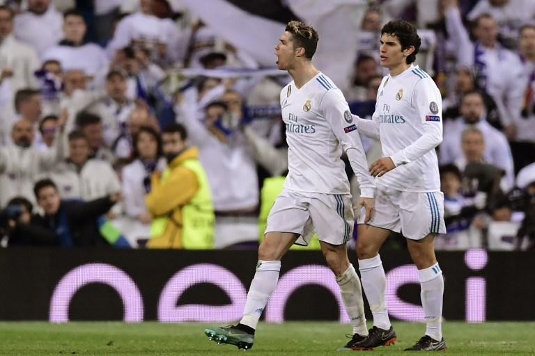 Ronaldo salva otra vez al Real Madrid y Bayern sufre ante el Sevilla