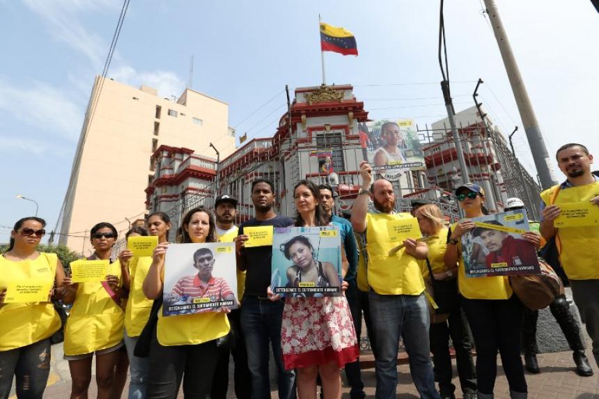 Oposición venezolana pide que Cumbre de las Américas rechace presidenciales