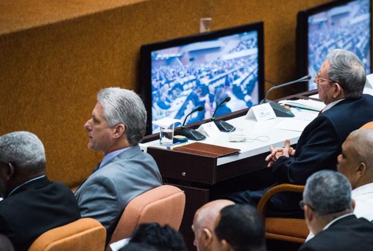 Abre sesión parlamentaria para elegir sustituto de Raúl Castro en Cuba